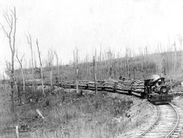 Deforestation-log_train_near_dobbin_ca1910_up_medium