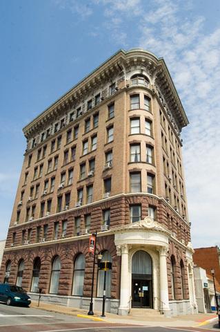 Empire Building Clarksburg Wv
