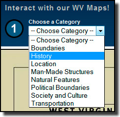 Choosing a map category